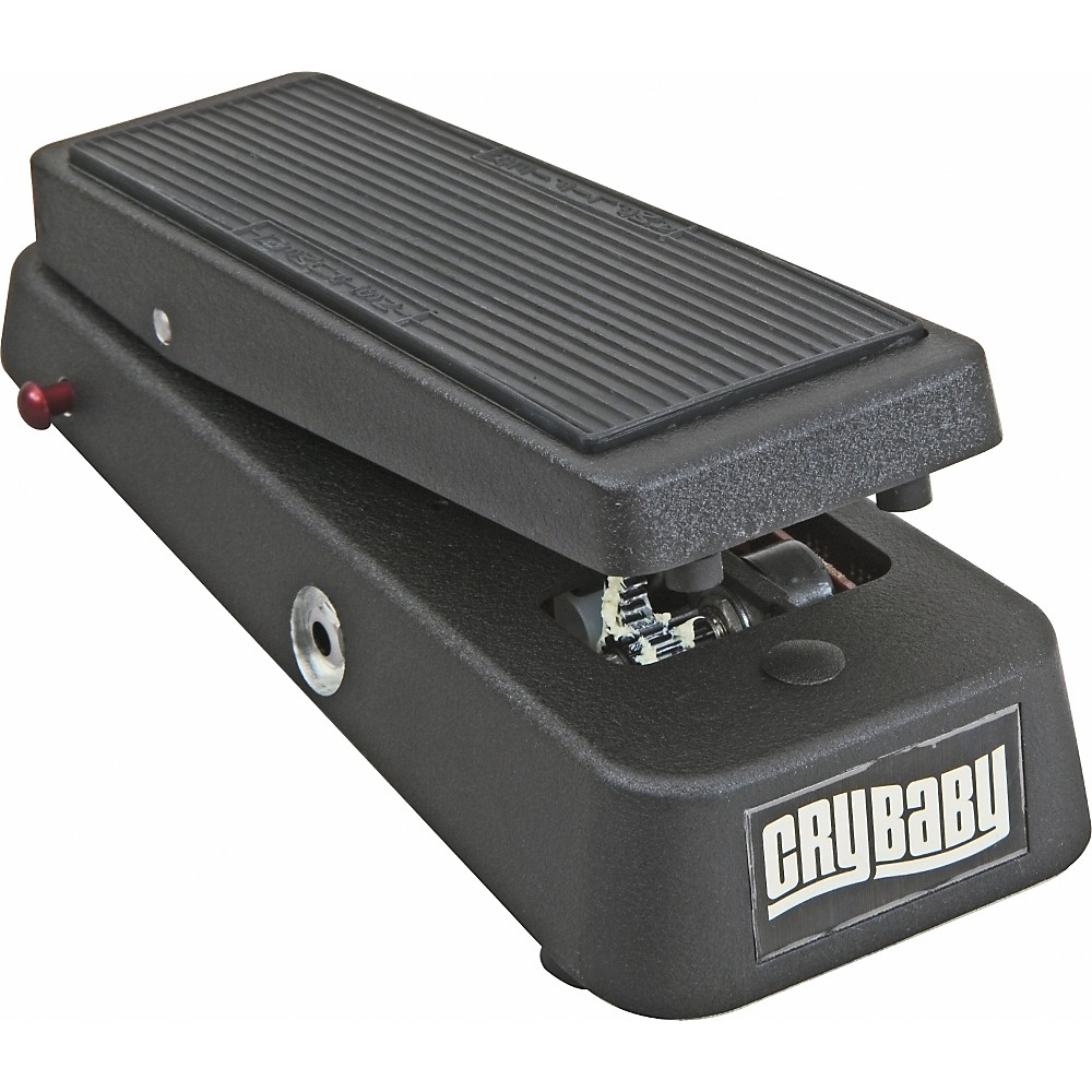dunlop 95q cry baby wah pedal. Black Bedroom Furniture Sets. Home Design Ideas