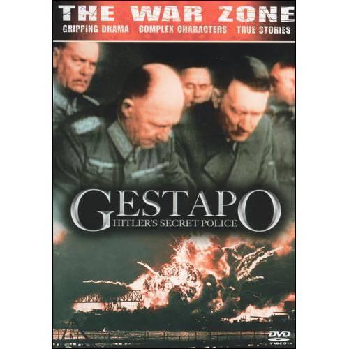 The War Zone: Gestapo - Hitler's Secret Police (Full Frame)