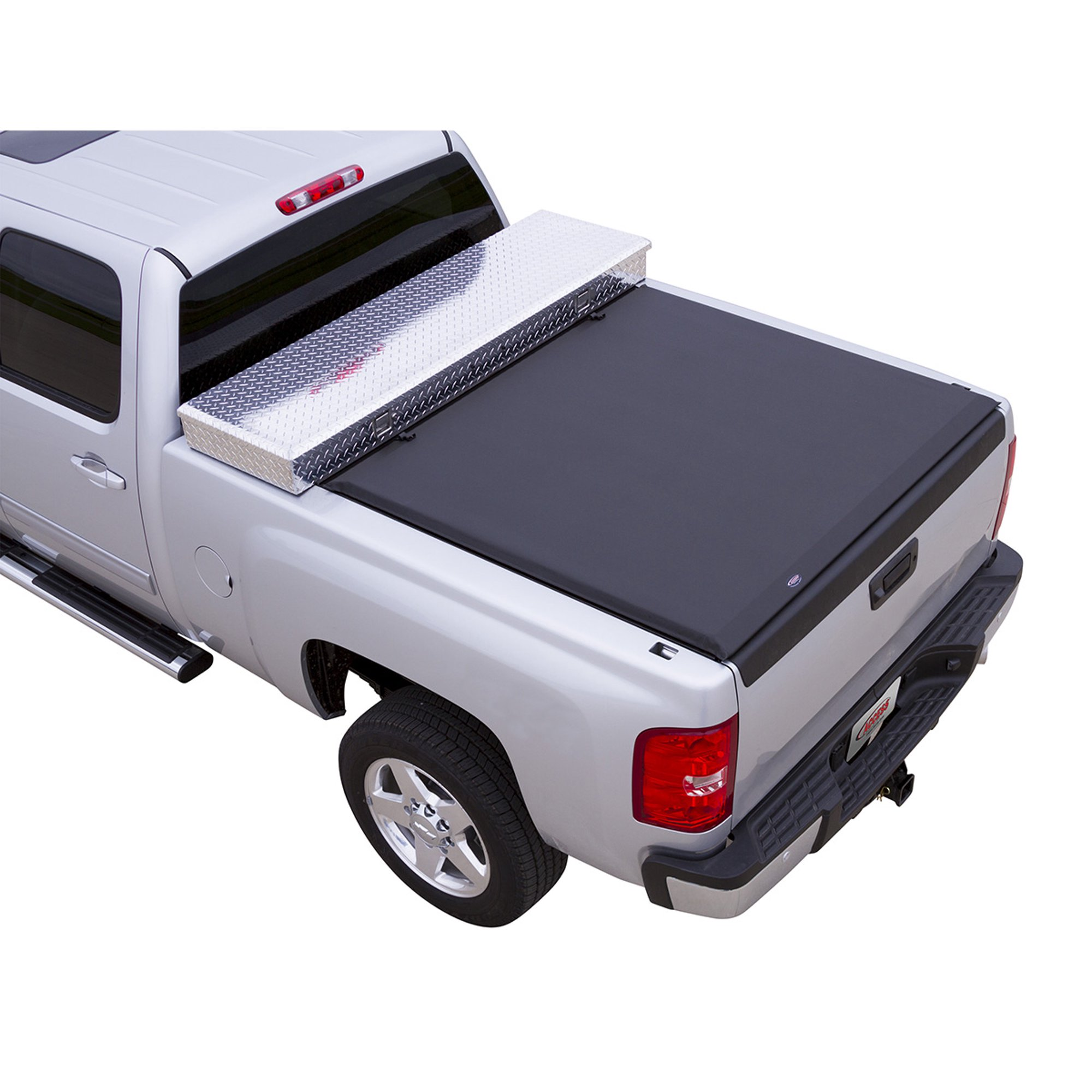 Aci Agricover Access Cover 61279 Tonneau Cover Toolbox R Soft