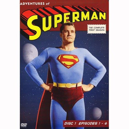 Simpsons Full Episodes Halloween (The Adventures Of Superman: Disc One, Episodes 1-6 (Full)