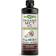 Best Mct Oils - Nature's Way Organic MCT Oil, Brain & Body Review