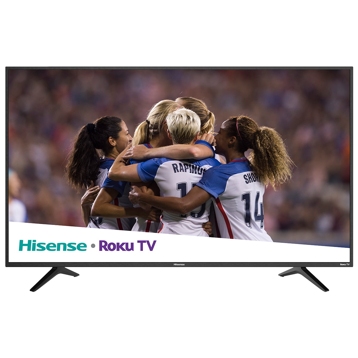 "Hisense 55"" Class 4K Ultra HD (2160P) Roku Smart LED TV (55R6000E)"