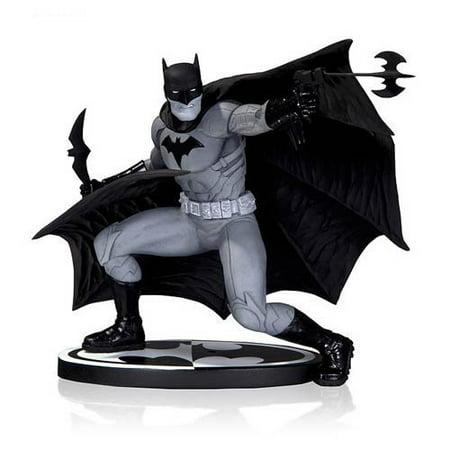 Batman Black and White by Francis Manpul Statue Batman Black And White Statue