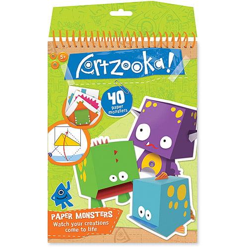 Aquastone Group Artzooka Paper Friends Kit