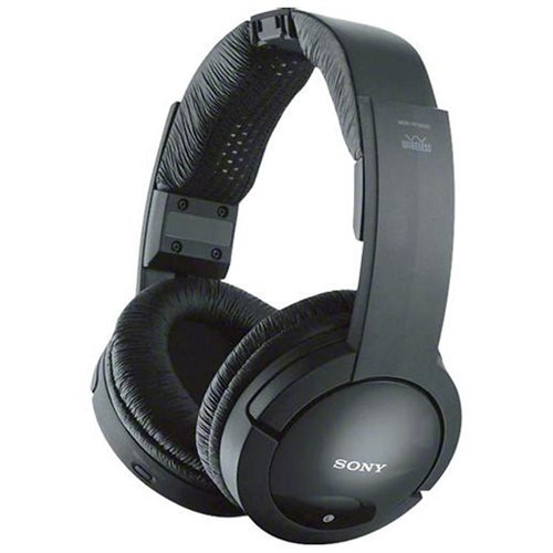 Sony 900MHz Wireless Stereo Noise Reduction Headphones Wi...