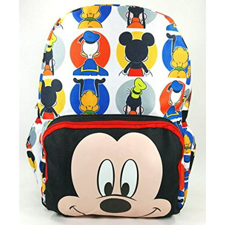 Mickey Mouse Backpack For Adults (Backpack - Disney - Mickey Mouse w/Friends 16