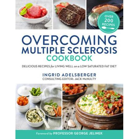 Overcoming Multiple Sclerosis Cookbook - eBook