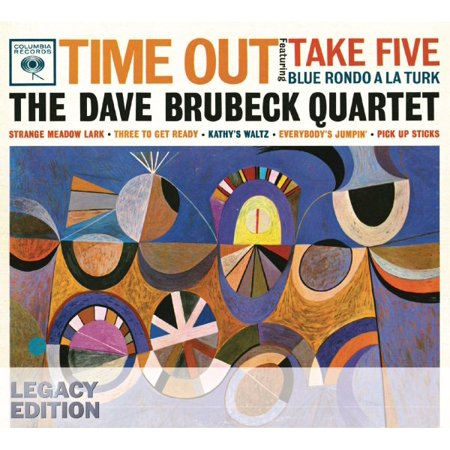Time Out: 50th Anniversary Legacy Edition [2CD and 1DVD] [Digipak] (Includes DVD)