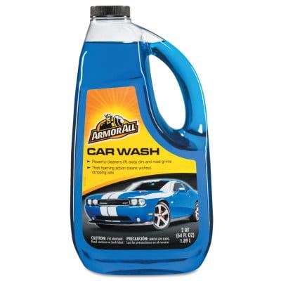car wash concentrate liquid 4 64 oz. Black Bedroom Furniture Sets. Home Design Ideas