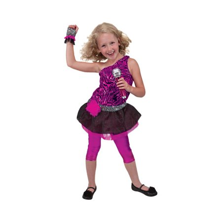 Children's Melissa & Doug Rock Star Role Play Set - Halloween Playsuit