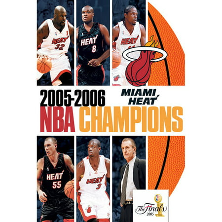 Nba Champions 2006: Miami Heat (DVD) - Miami Heat Halloween 2017