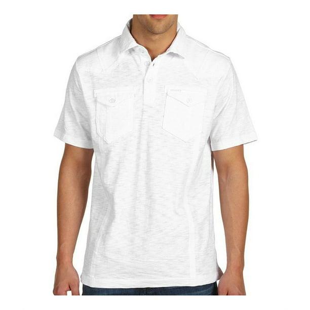 Ecko Unltd. Mens Crave More Rugby Polo Shirt
