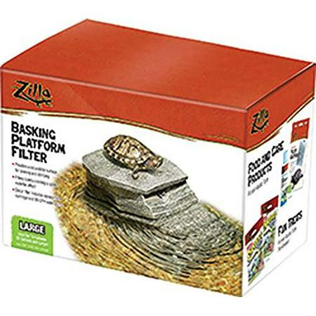 Zilla Basking Platform Filter 40 -