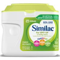 Similac for Spit-Up Infant Formula, Powder, 22.5 oz (Pack of 6)