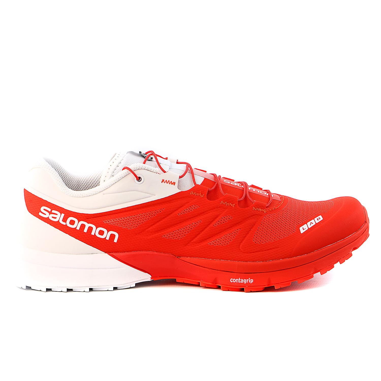 Salomon S-LAB Sense 4 Ultra Trail Running Shoes - Mens
