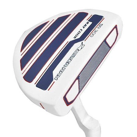 """Ray Cook Golf Silver Ray SR300 Limited Edition 35"""""""" Putter *White* -  901124"""