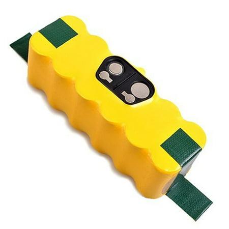 14.4v Battery for Roomba 500 510 530 532 535 540 550 560