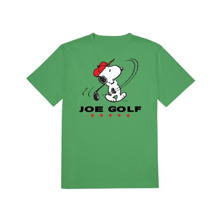 Snoopy Joe Golf Takes a Swing T-Shirt, Officially Licensed