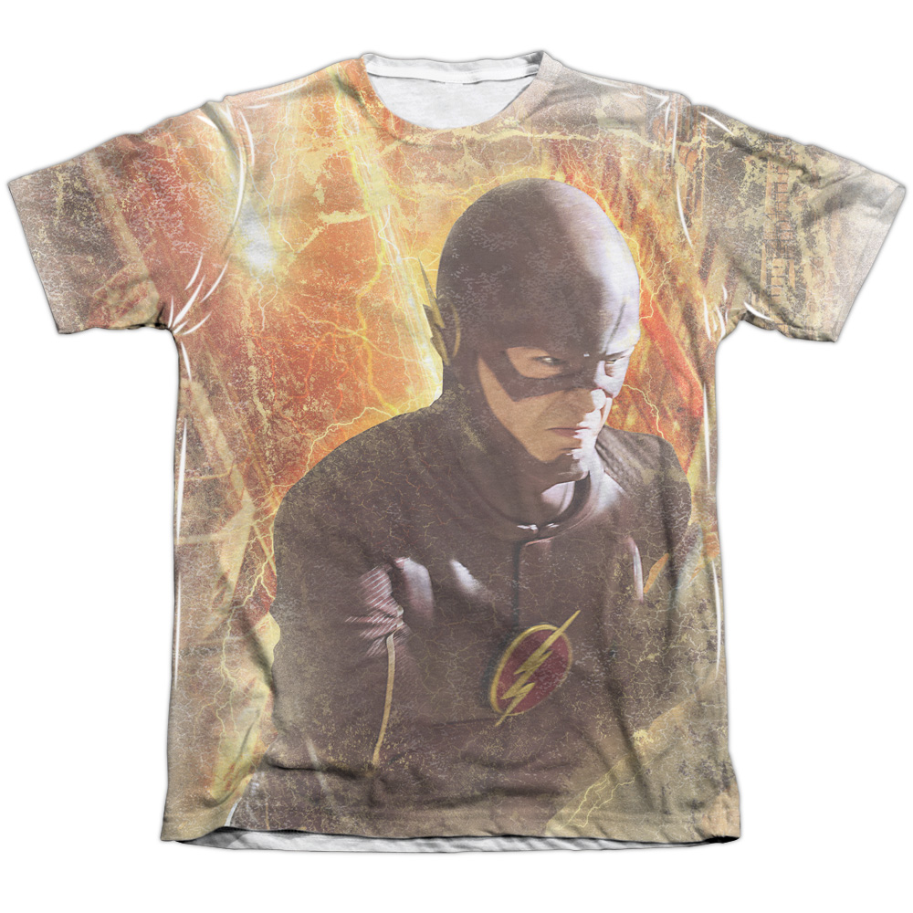 The Flash Flash Town Mens Sublimation Shirt