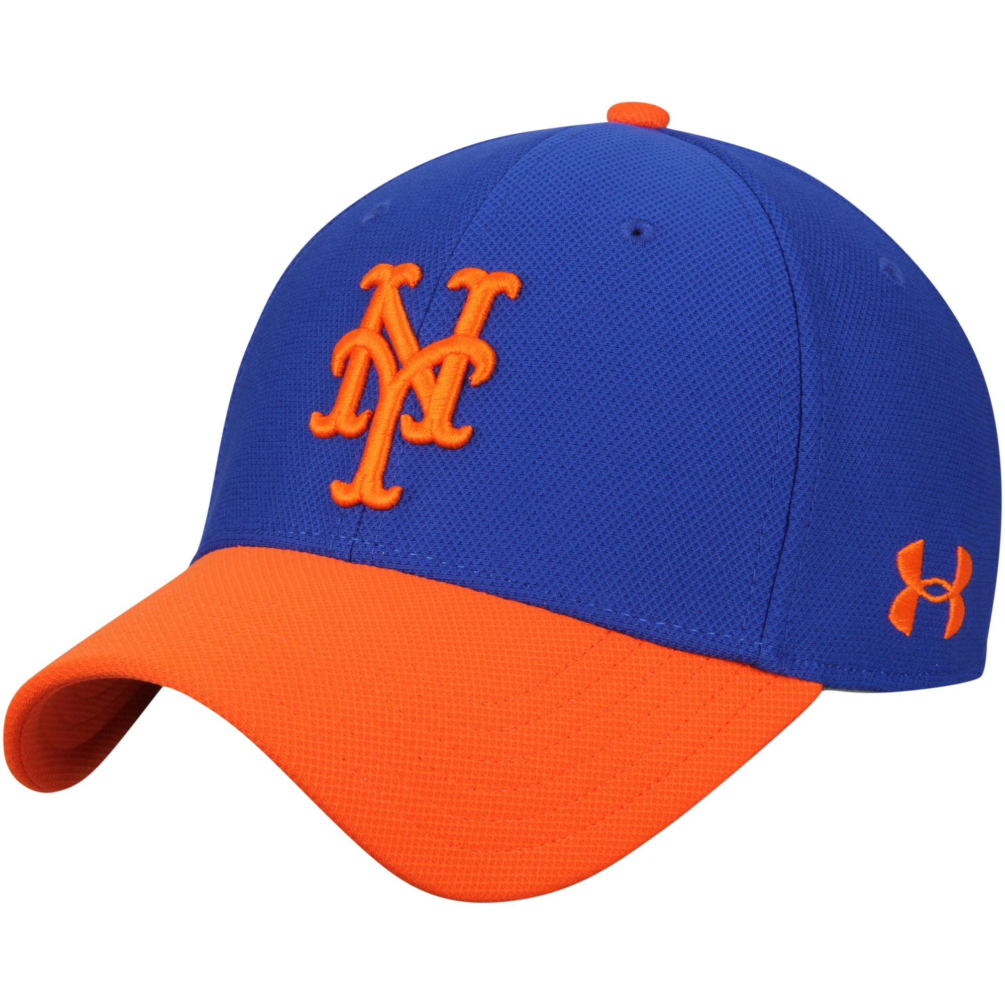 big sale be383 c5219 ... greece new york mets under armour blitzing performance adjustable hat  royal orange osfa f96a4 98a9f ...