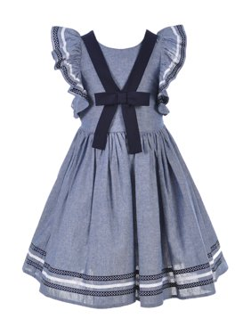 2acc50f82 Bonnie Jean Toddler Girls Dresses & Rompers - Walmart.com