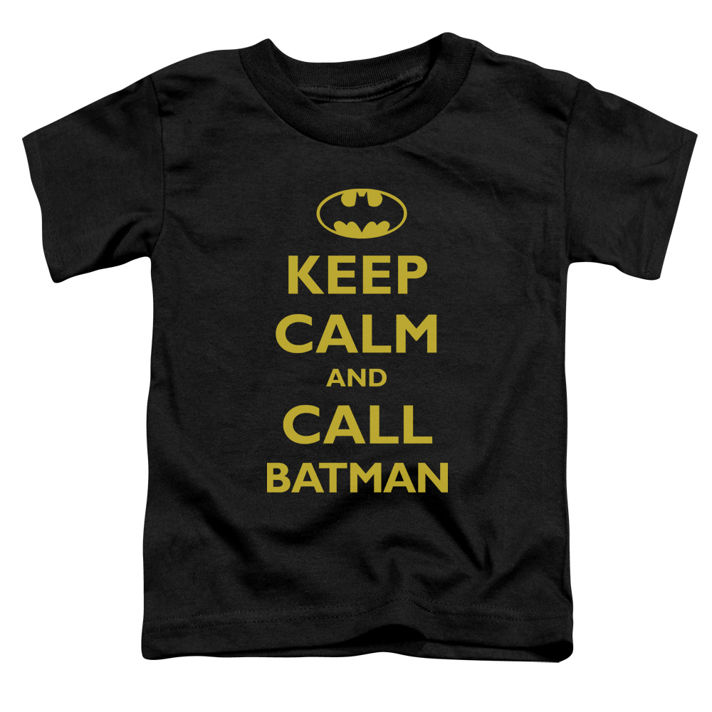 Batman Call Batman Little Boys Shirt