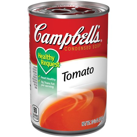 campbell 39 s healthy request tomato soup. Black Bedroom Furniture Sets. Home Design Ideas