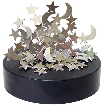 Magnet Desk Sculpture Stress Toy - Celestial Moons And