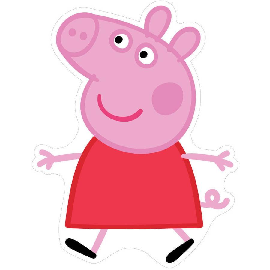 Peppa Pig Peppas Pond Bath Rug Walmart Com