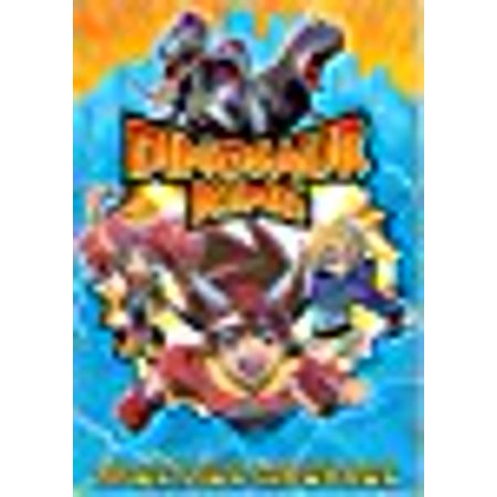 Dinosaur King: Downtown Showdown (Kings Island Halloween Dinosaurs)