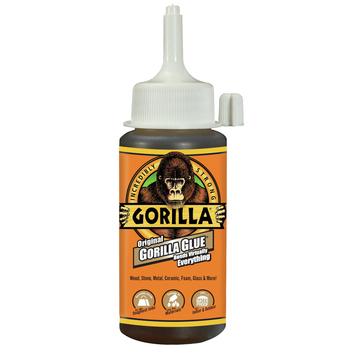 Gorilla Original Glue, 4 oz. by Generic