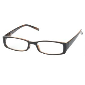 8ddff3a448f MLC Eyewear  Lynton  Rectangle Reading Glasses +2.75 in Brown - Walmart.com