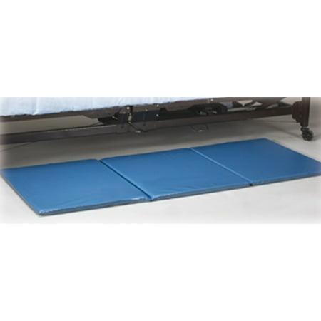 Tri-Fold Bedside Fall Mat - Item #911547 - 1 Each / Each - Fall Items