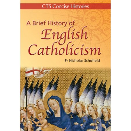 A Brief History of English Catholicism - eBook (English Class Halloween History)