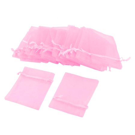 Organza Wedding Gift Bags (25pcs Organza Gift Bags Wedding Gift Pouches Jewelry Bags )