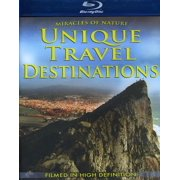 Miracles Of Nature: Unique Travel Destinations (Blu-ray) by TIMELESS