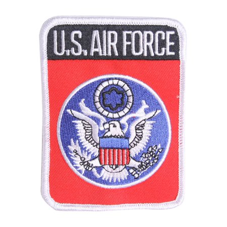 United States Air Force Seal (United States Air Force Seal Block Patch )