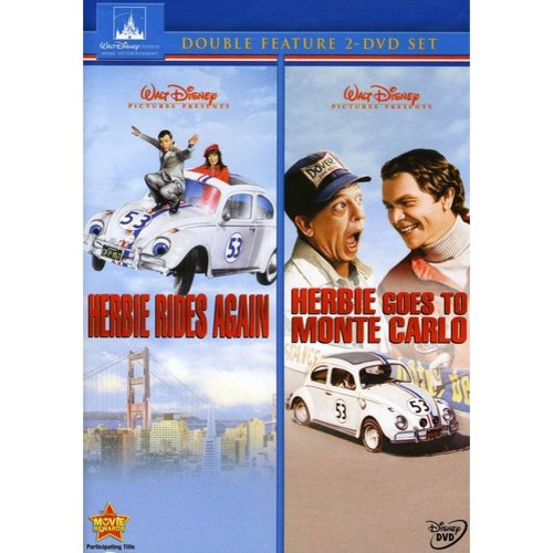 Herbie Rides Again / Herbie Goes To Monte Carlo (Full Frame, Widescreen)
