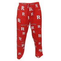 Rutgers University Men's Pajama Bottoms