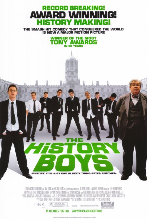 The History Boys POSTER Movie (27x40) by Pop Culture Graphics
