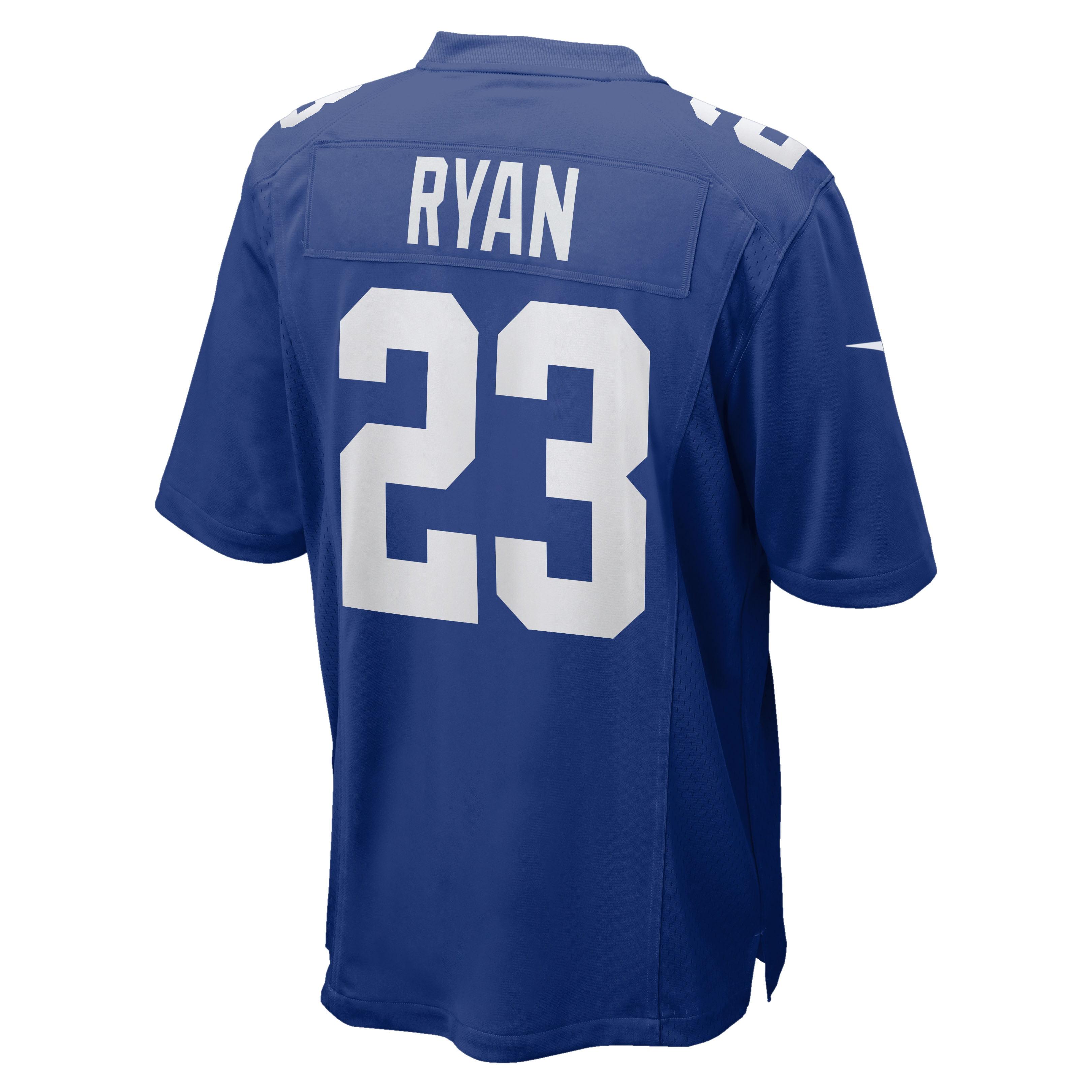 Logan Ryan New York Giants Nike Team Game Jersey - Royal