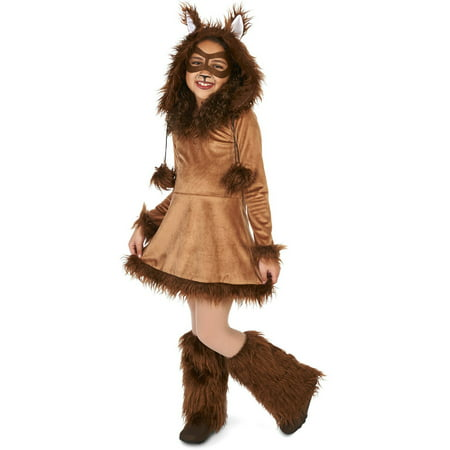 Furry Fox Child Halloween Costume](Fox Costumes Kids)