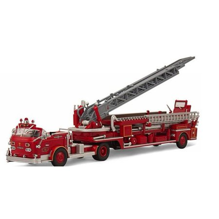 San Francisco Fire Truck 4 ALF 900 Series 1/64 Diecast Car Model by Code 3 3 Series Diecast Model