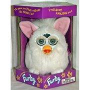 Furby Snowball White