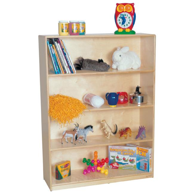 Wood Designs 12900 - Multi-Purpose Bookshelf