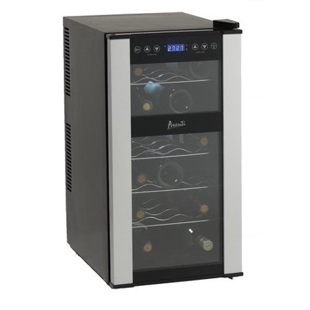 Avanti 18 Bottle Dual Zone Freestanding Wine Refrigerator
