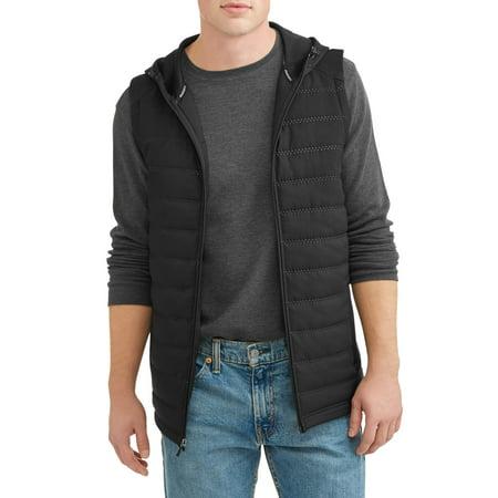 Mens Christmas Vests - Men's Hooded Performance Vest