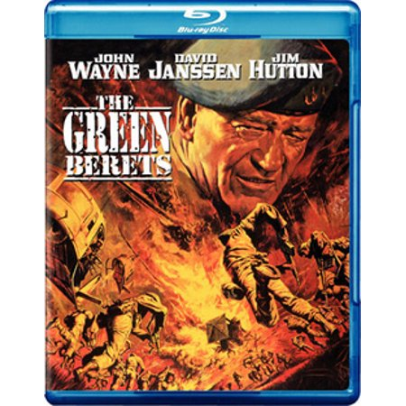 The Green Berets (Blu-ray) - The Red Beret Movie