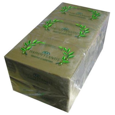 Olive Oil Soap, Papoutsanis, CASE (6 x 250g) (Olive Oil Soap Making)