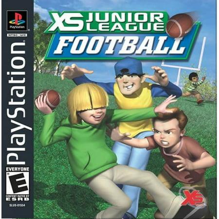 Xs Jr League Football PS